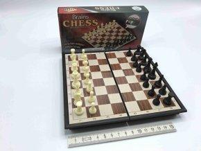 Hra šachy magnetická