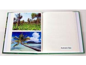 Fotoalbum 10x15/200foto MM-46200 Vinyl zelený