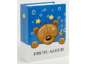 Fotoalbum 10x15/100foto MM-46100 Wonder 1 modré