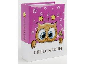 Fotoalbum 10x15/100foto MM-46100 Wonder 2 růžové