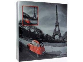 Fotoalbum samolepící DRS-50 RED Auto