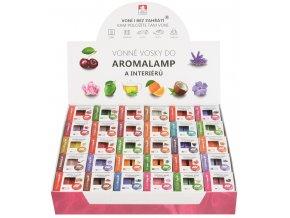 Box s aroma vosky 30 ks vosků po 30g