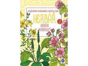 Omalovánka A5 - Herbář II.