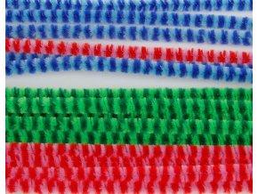 Drátky dekorační pruhy stripe