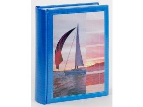 Fotoalbum 9x13/200foto B-35200S Regatta modrý