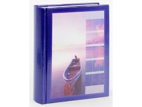 Fotoalbum 9x13/200foto B-35200S Regatta fialový