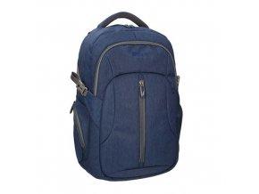 Studentský batoh VINTAGE, modrý