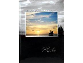 Fotoalbum 10x15/200foto B-46200S Poetry plachetnice