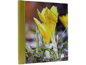 Fotoalbum samolepící DRS-20 Nature žlutý