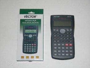 Kalkulačka vědecká Vector