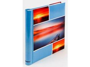 Fotoalbum samolepící DRS-20 Sunrise 1 modré