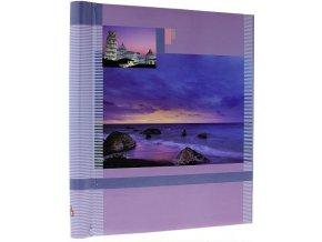 Fotoalbum samolepící DRS-30 Win fialový