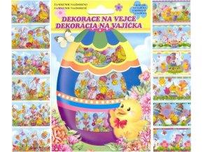 Velikonoční košilky 12ks 736 - 2 POSLEDNÍ KUSY -