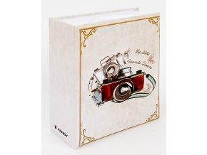 Fotoalbum 10x15/100foto MM-46100 Snap 1 dva fotoaparáty