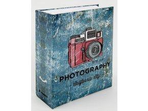 Fotoalbum 10x15/100foto MM-46100 Snap 2 fotoaparát