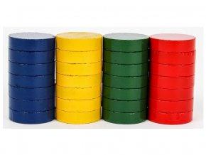 Magnety Fandy 20 mm 28 ks barevné