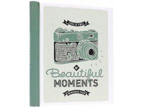 Fotoalbum samolepící DRS-20 Camera Beutiful Moments