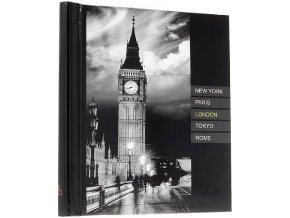 Fotoalbum samolepící DRS-30 City London