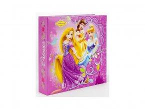 Fotoalbum 10x15/200foto B-46200B Disney 02 princezny