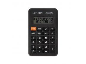 Kapesní kalkulačka Citizen LC-310NR