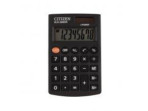 Kapesní kalkulačka Citizen SLD-200NR