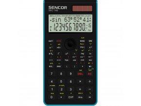 Kalkulačka vědecká SENCOR SEC 160 BU modrá