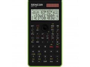 Kalkulačka vědecká SENCOR SEC 160 GN zelená
