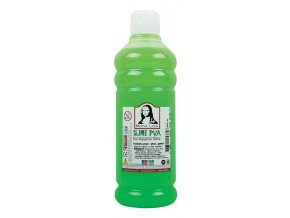 Lepidlo PVA Slime Glue Mona Lisa 500 ml zelená
