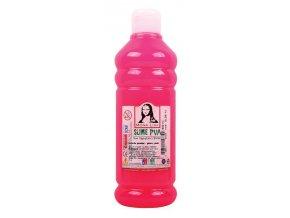 Lepidlo Slime PVA Glue Mona Lisa 500 ml růžová
