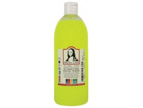 Lepidlo Slime PVA Glue Mona Lisa 500 ml žlutá