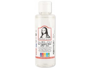 Lepidlo Slime PVA Glue Mona Lisa 250 ml čiré