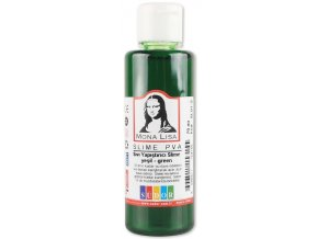Lepidlo Slime PVA Glue Mona Lisa 250 ml zelené