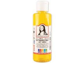 Lepidlo Slime PVA Glue Mona Lisa 250 ml žluté