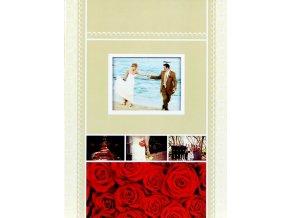 Fotoalbum samolepící DRS-20(CW) Hold me 1 červené růže - 2 POSLEDNÍ KUSY -
