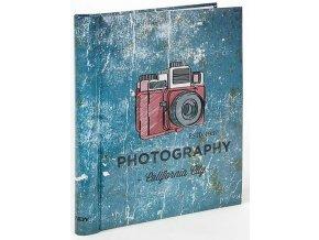 Fotoalbum samolepící DRS-20 Snap 2 modré
