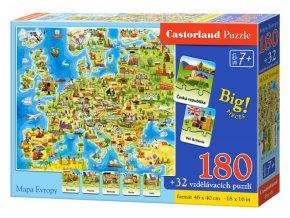 puzzle-castorland-180d--mapa-evropy