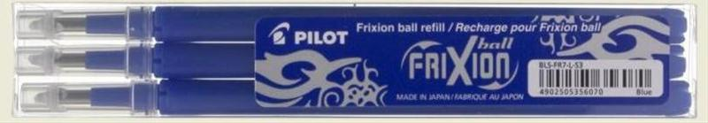 Náplň Frixion 0.7 mm modrá Typ: 1 ks