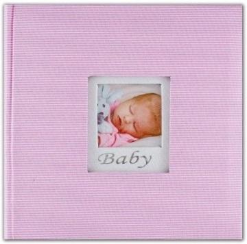 Fotoalbum 10x15/200foto KD-46200B(PL) Lullaby růžový