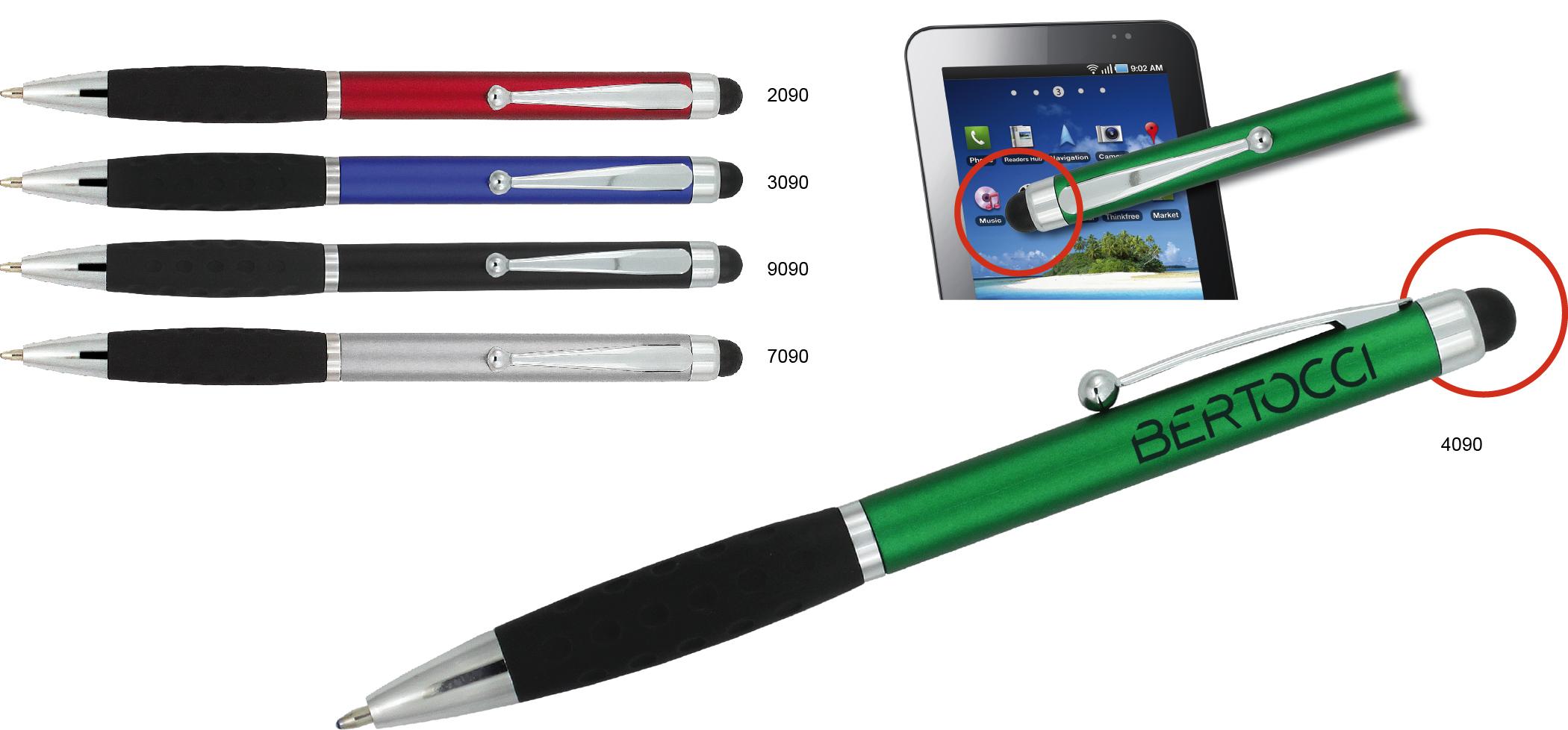 Kuličkové pero Touch pen dotykový