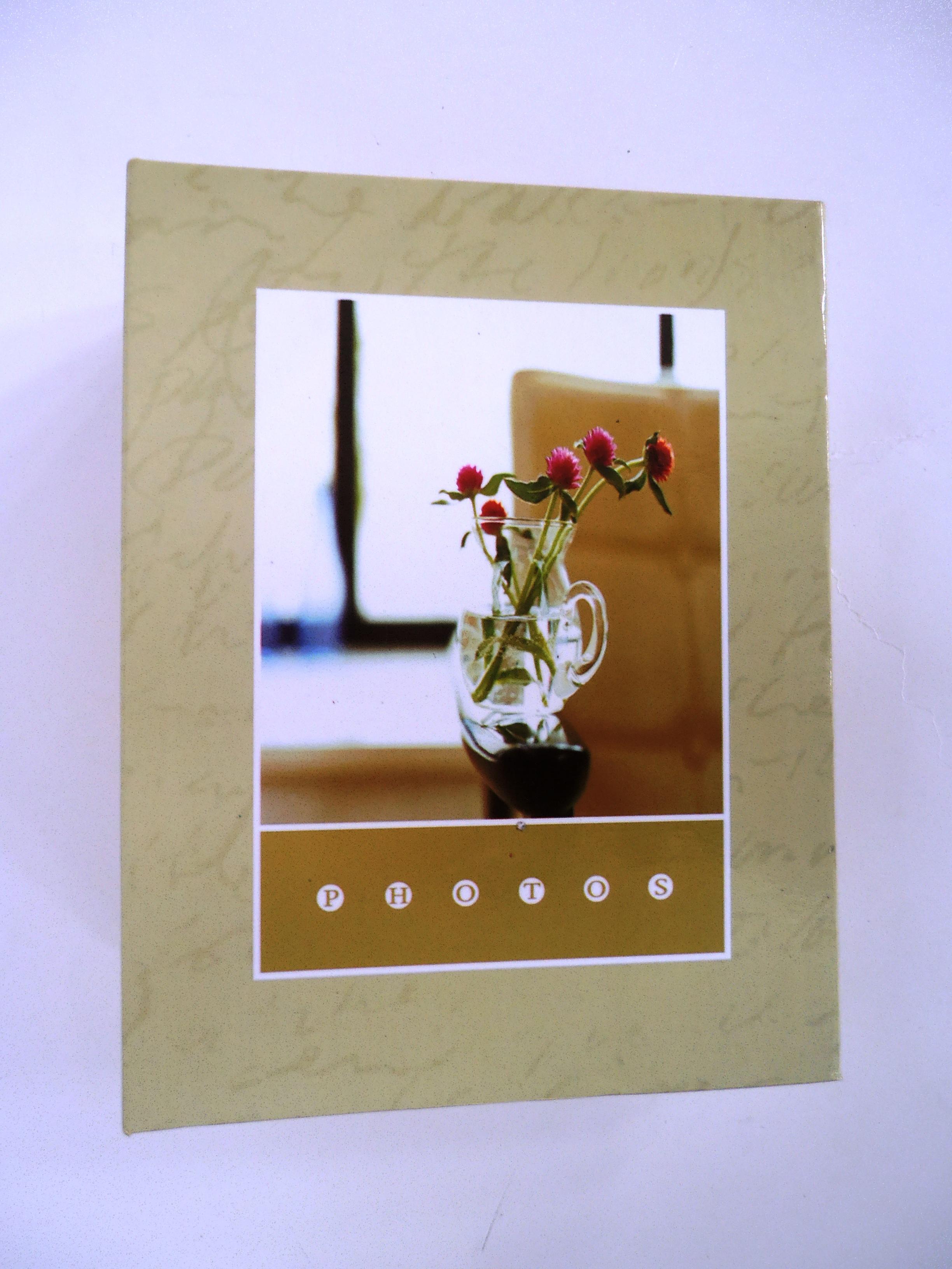 Fotoalbum 10x15/96foto DXP 4696 Džbán