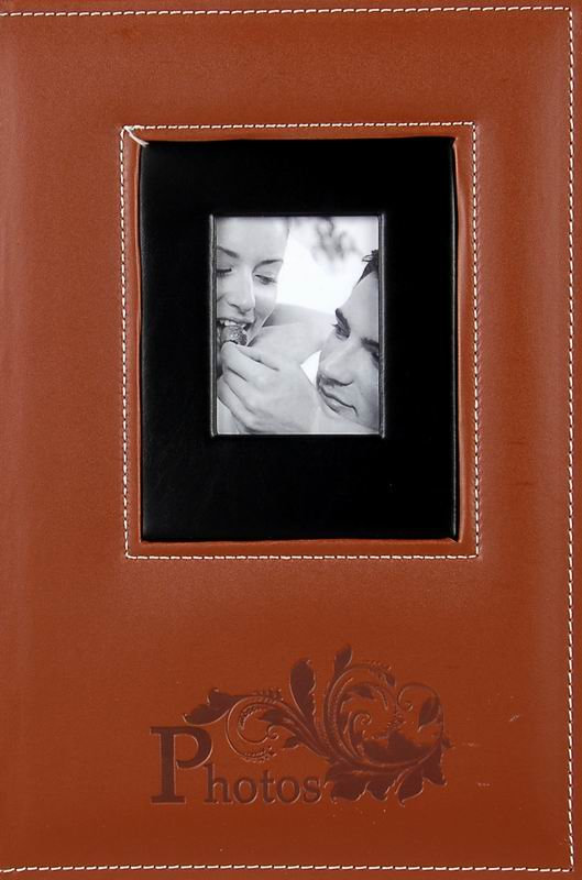 Fotoalbum 10x15/300foto PC46300RCLK Decor tmavě hnědý