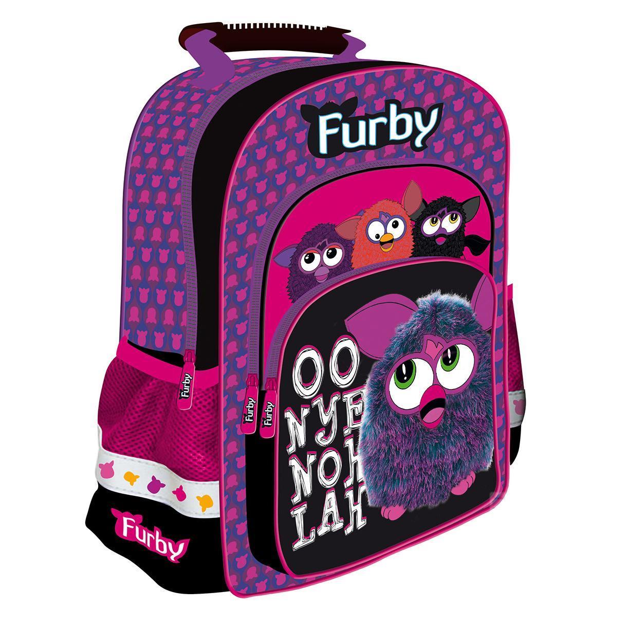 Batoh školní 15 Furby