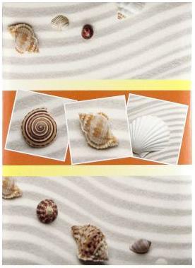 Fotoalbum 10x15/200foto B-46200S Desert bílý