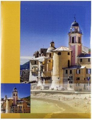 Fotoalbum 10x15/300foto B-46300 Town žlutý