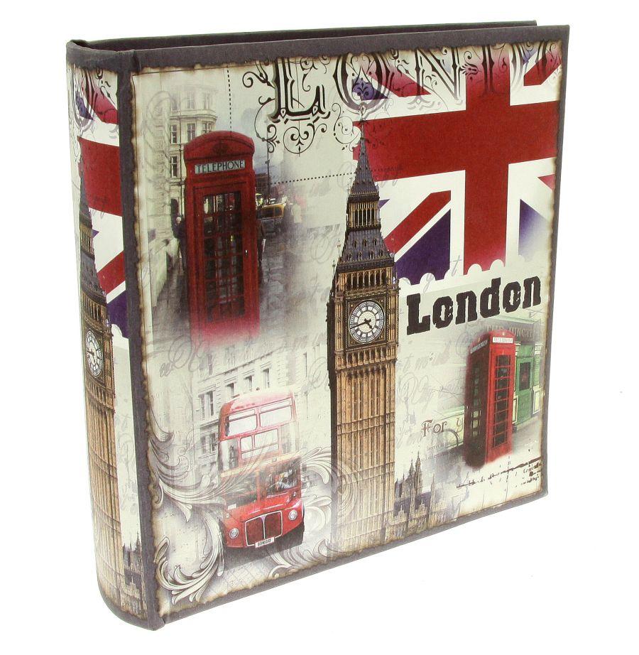 Fotoalbum 10x15/200foto Arte 35 London
