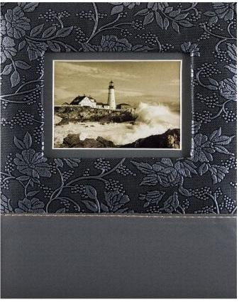 Fotoalbum na fotorůžky DBCS-10 Smart stříbrný