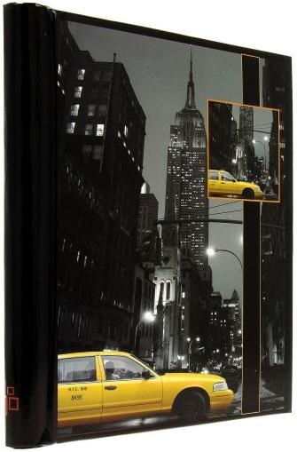 Fotoalbum samolepící DRS-30 Selective Taxi