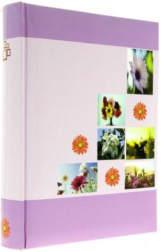 Fotoalbum 10x15/200foto B-46200S Motive fialový