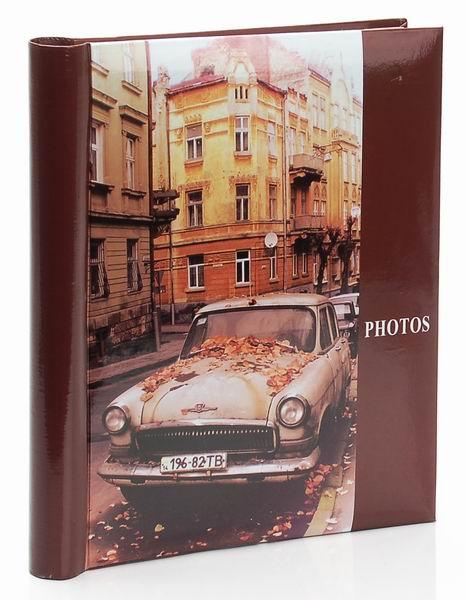 Fotoalbum samolepící DRS-10 City life Auto