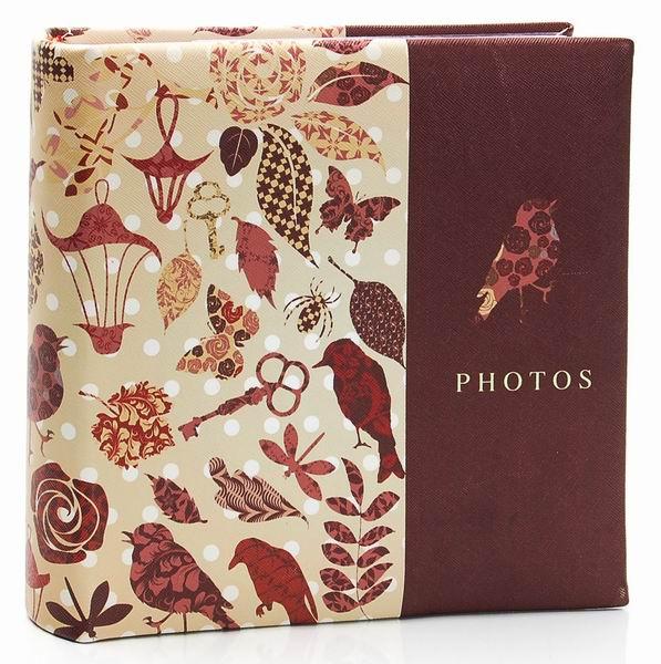 Fotoalbum 10x15/200foto KD-46200MA Nightingale 1